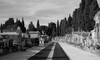 cemetary road